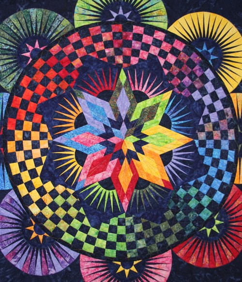 Cunningham's Festival of Quilts April 7 & 8, 2017